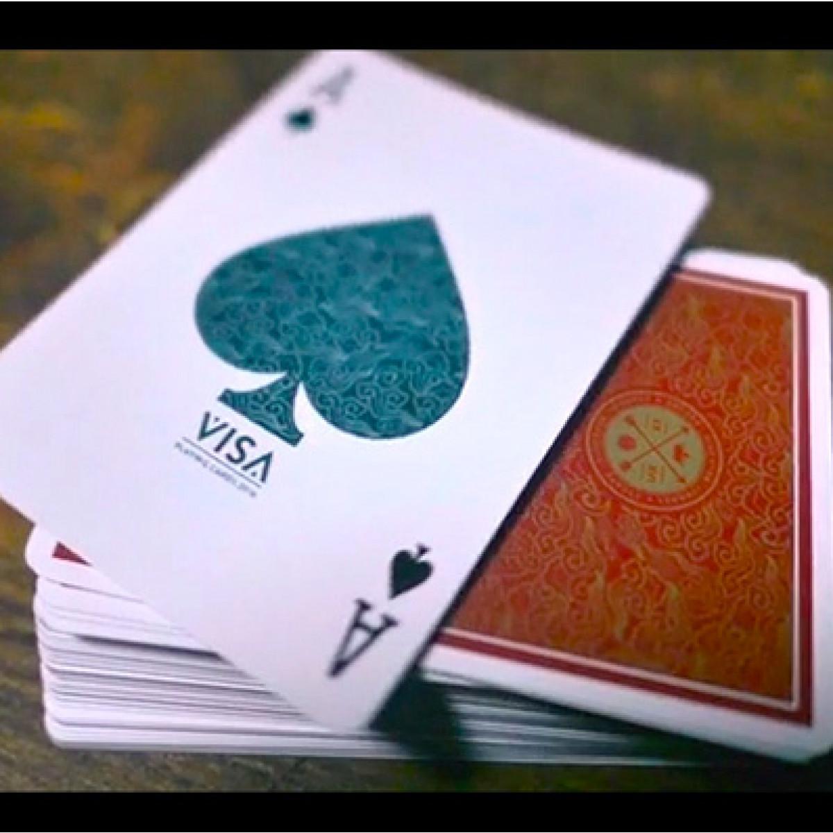 Cardistry con NOC mazzo carte da gioco da Alex pandrea