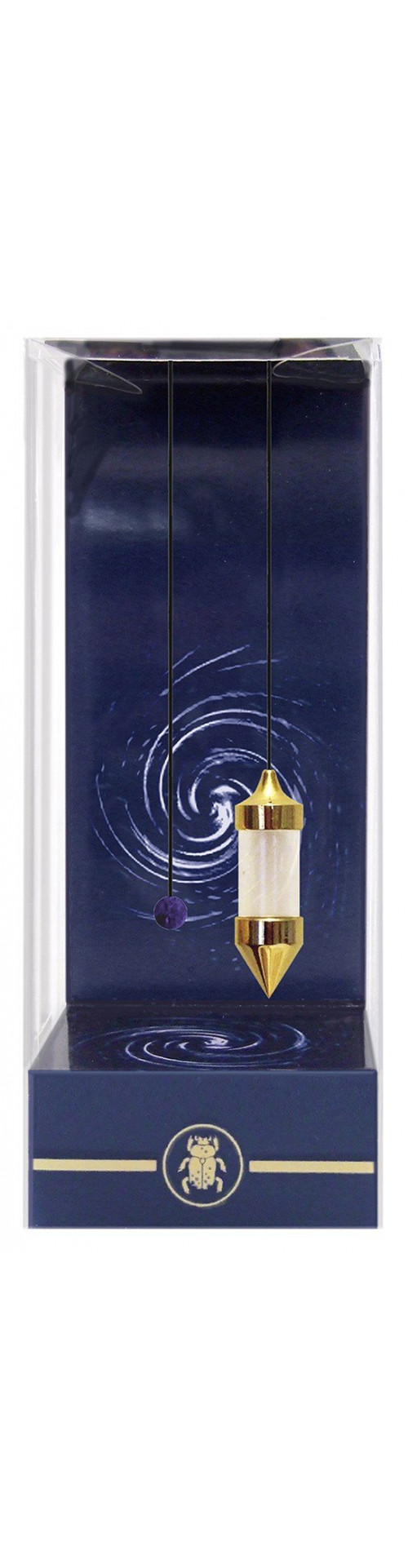 Classic Transparent Chamber Pendulum
