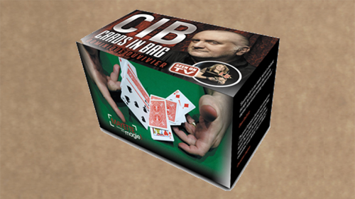 CIB: Cards In Bag (Gimmicks and Instructions)