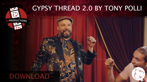Gypsy thread 2.0 by Tony Polli