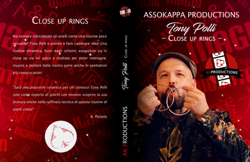 Close up Rings di Tony Polli