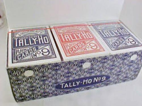 12 Mazzi Tally-Ho