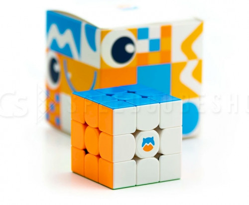 GAN puzzle 3x3x3 Magnetic cube - MONSTER GO