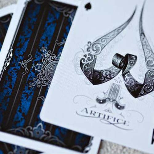 Artifice - Second edition - Blue