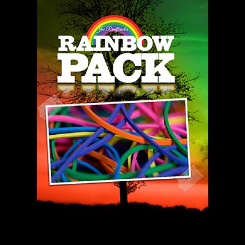 Joe Rindfleisch's Rainbow Rubber Bands - Elastici