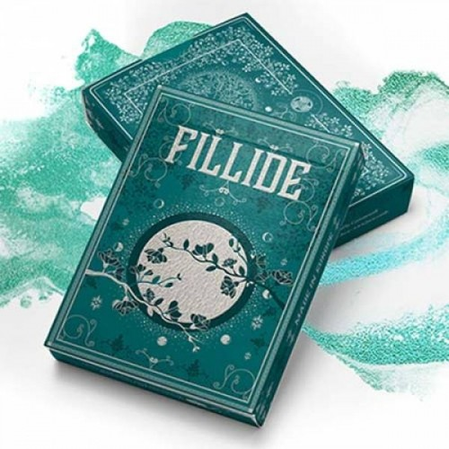 Fillide: A Sicilian Folk Tale Playing Cards (Acqua) By Jocu