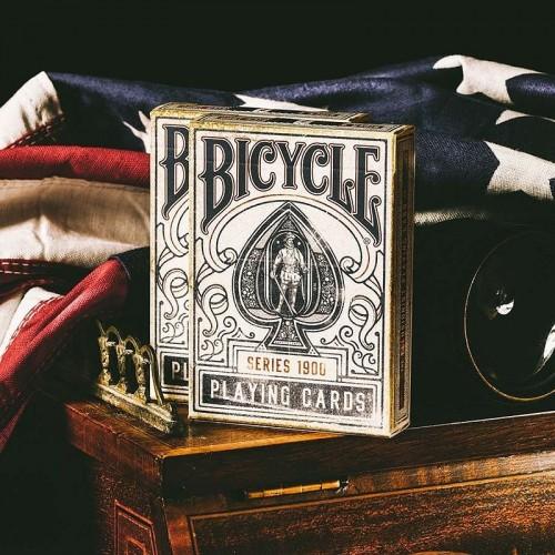 Bicycle - 1900 Playing Cards - Blu