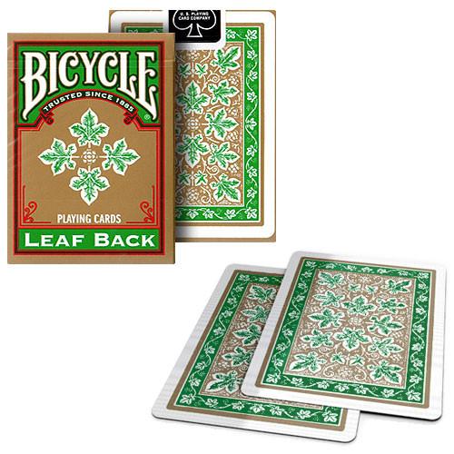 Bicycle - Leaf Back - Green