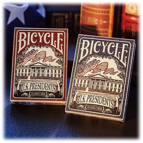 Bicycle - U.S. Presidents
