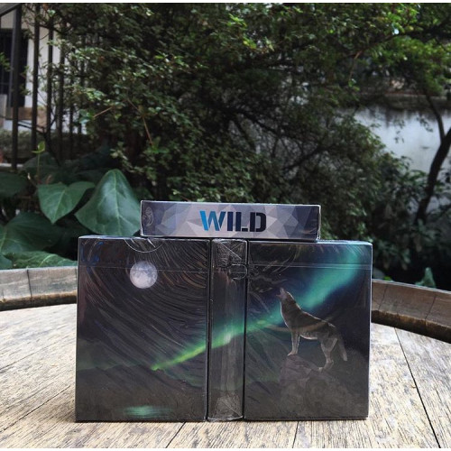 Wild Playing Cards by AssoKappa.Cards!