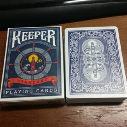 Keeper Playing Cards by Ellusionist