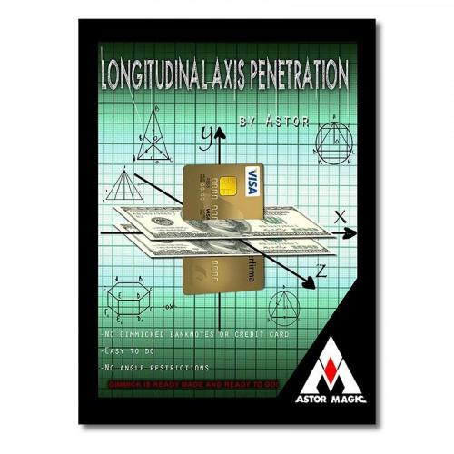 Longitudinal Axis Penetration by Astor