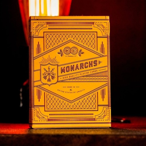 Monarch - Mandarin Edition
