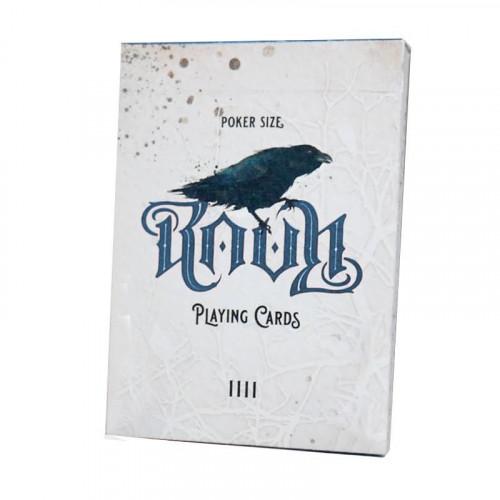 Ravn IIII Playing Cards - Blu