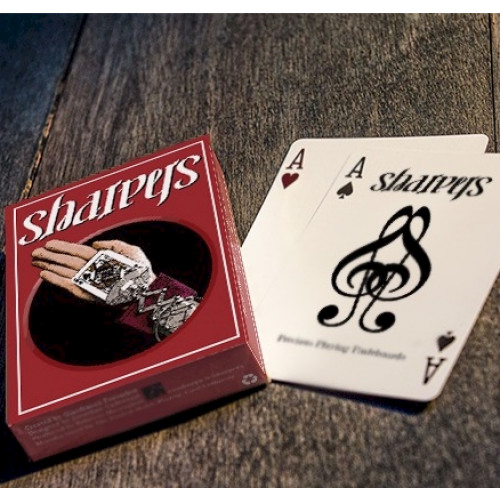 Sharpers Playing Cards by AssoKappa.Cards