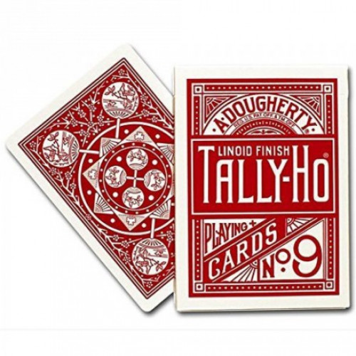 Tally-Ho FAN Back ROSSE