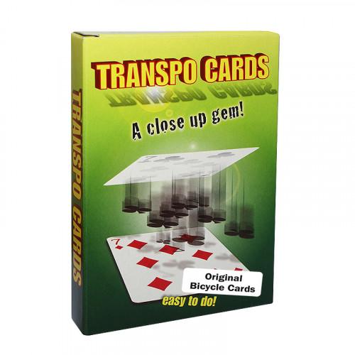 Transpo Cards - Carte Bicycle originali