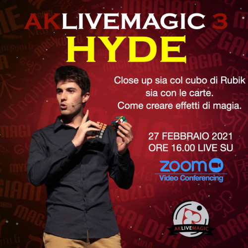 Conferenza di Hyde - AssoKappa LIVE Magic