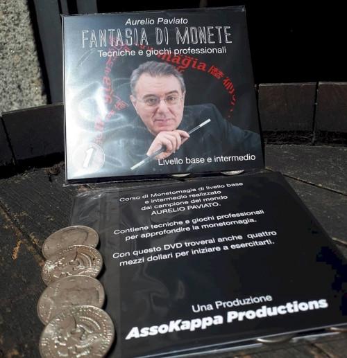 Fantasia di Monete di Aurelio Paviato