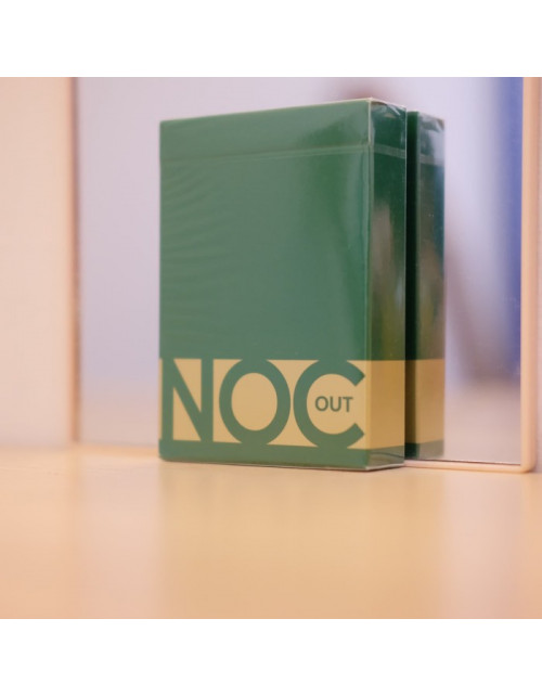 NOC Out: GREEN Playing Cards