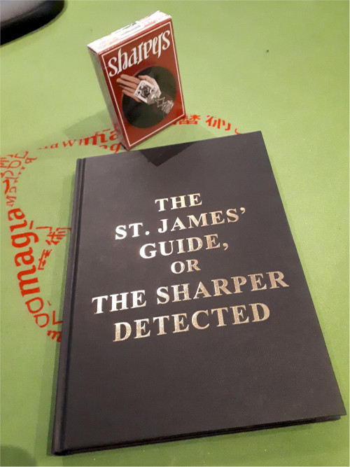 The St. James' Guide by G. Preverino