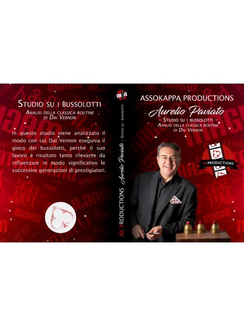 Studio su i Bussolotti di Aurelio Paviato - DVD+Libro