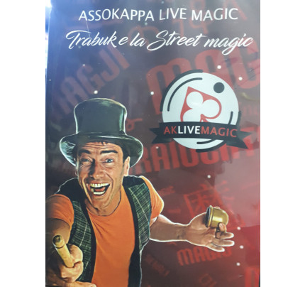 CONFERENZA di Trabuk - DVD - AssoKappa LIVE Magic