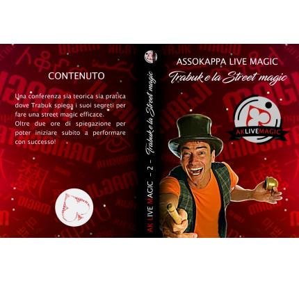 Conferenza di Trabuk - AssoKappa LIVE Magic - DOWNLOAD